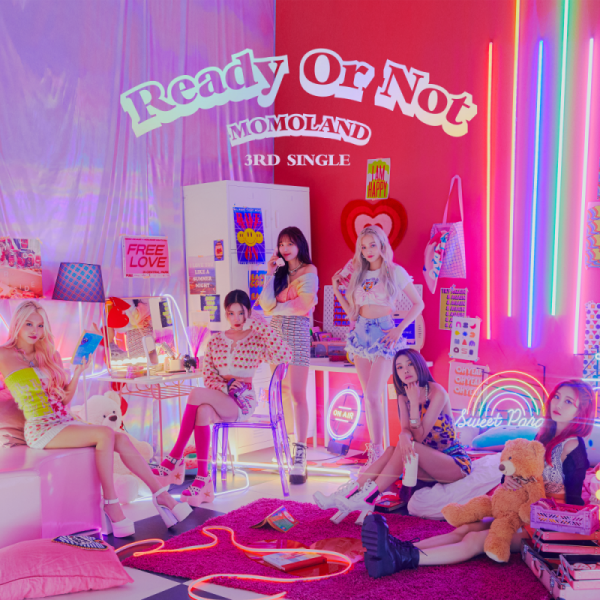 MOMOLAND(모모랜드) - READY OR NOT