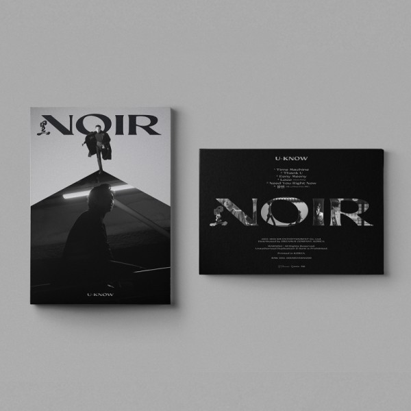 유노윤호(U-KNOW YOONHO) - 미니2집 'NOIR' (Crank In Ver.)